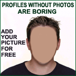 Image recommending members add Inmate Passions profile photos